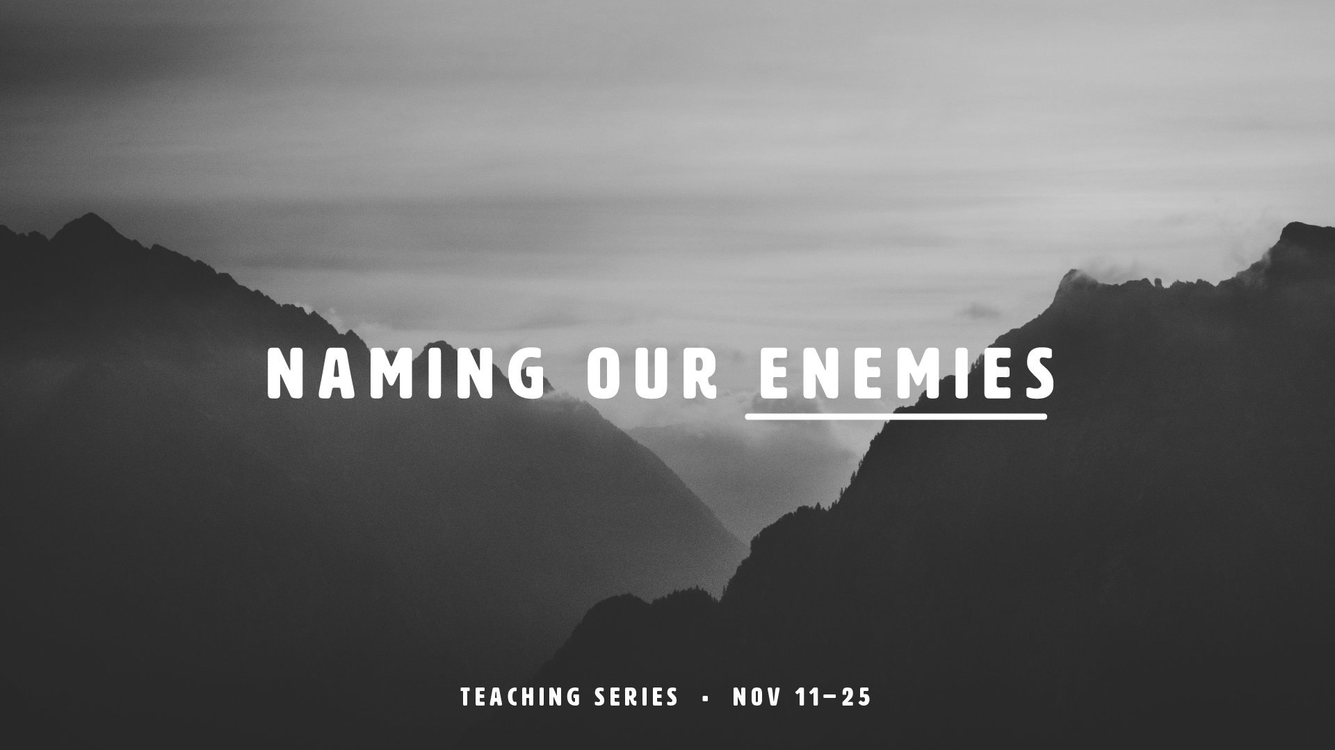 Naming Our Enemies – Pt. 2 – Chris Norman