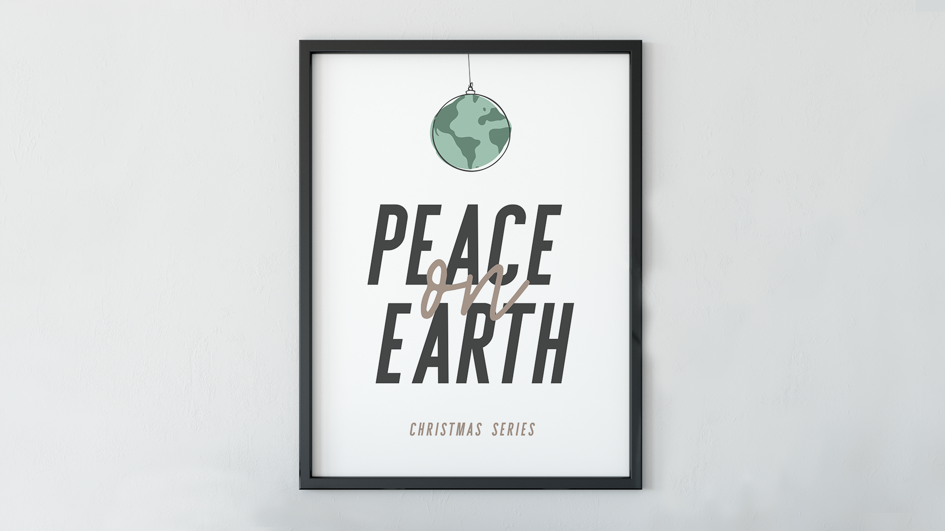 Peace on Earth – Pt. 1 – Scott Jester