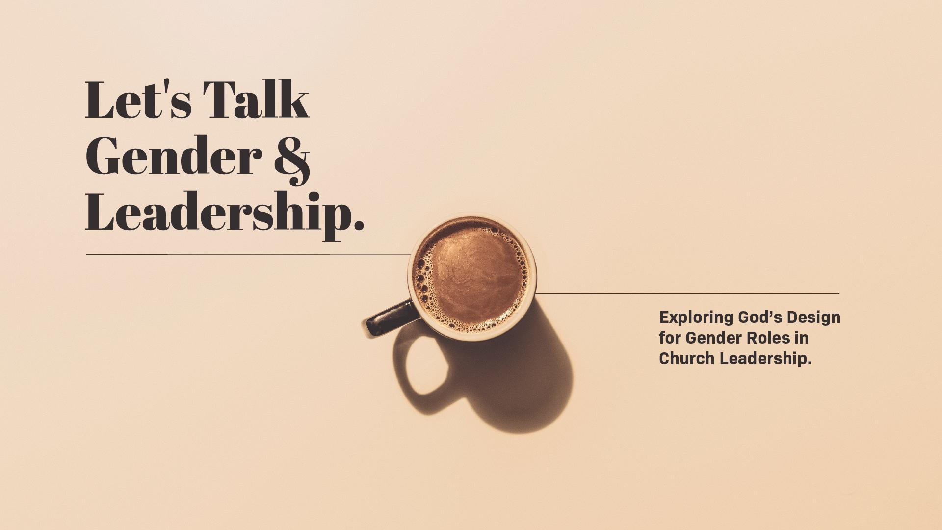 Gender & Leadership – Pt. 1 – Chris Norman