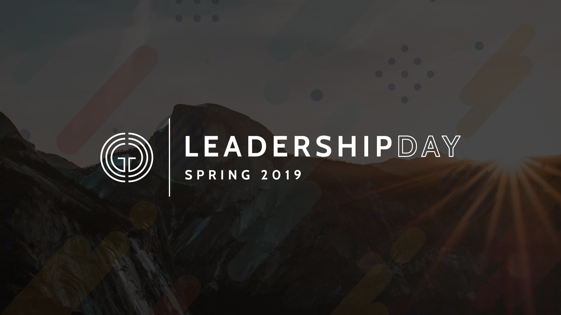 Leadership Day – March 23