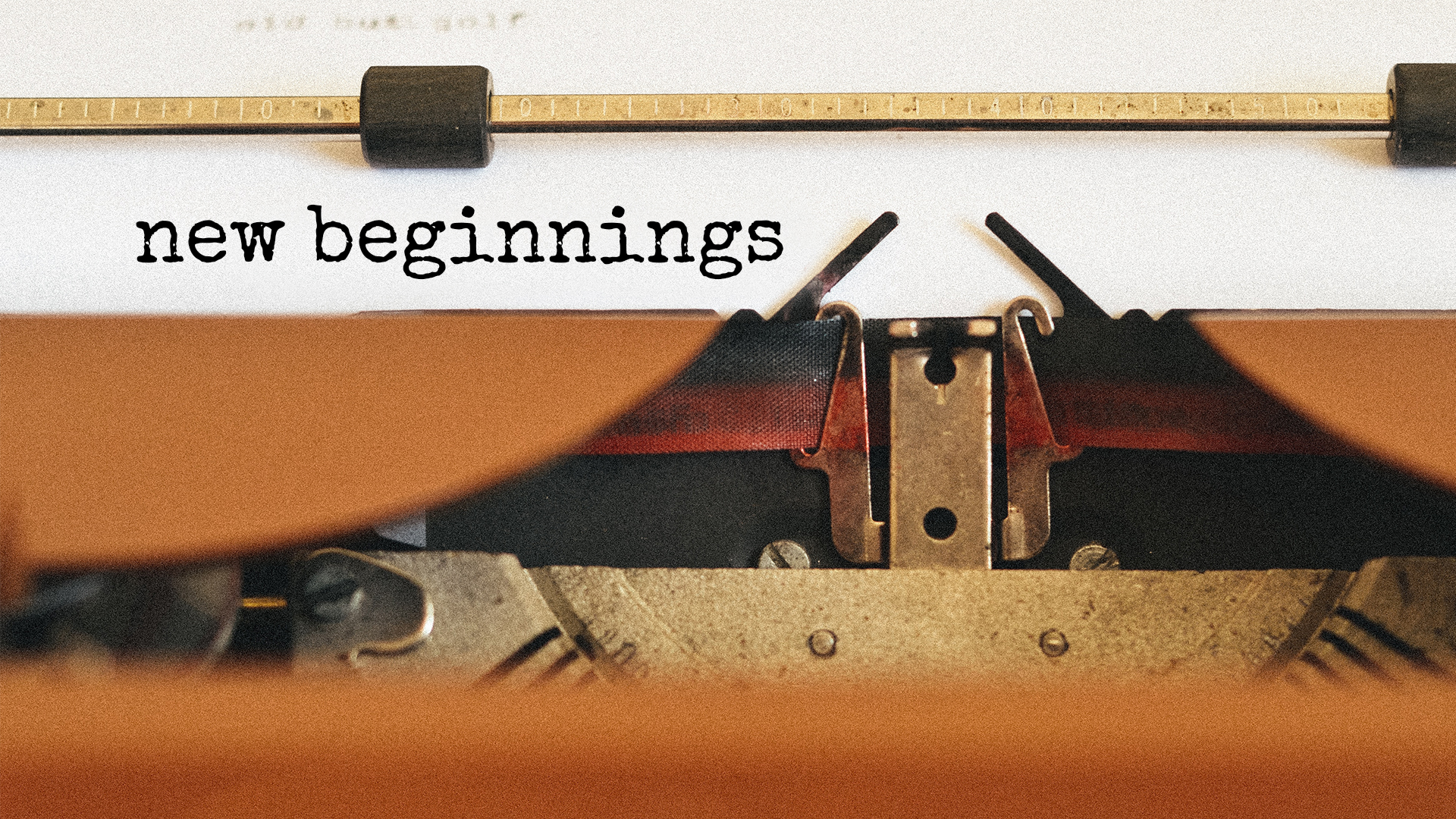 New Beginnings – Pt. 3 – Scott Jester